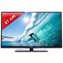 PHILIPS › PHILIPS - 24PFL3108H/12 LED 3100 series - 24 pouces (61 cm) - 100 Hz - HD TV - HDMI - USB