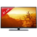 PHILIPS › PHILIPS - 20PFL3108H/12 LED 3100 series - 20 pouces (51 cm) - 100 Hz - HD TV - HDMI - USB