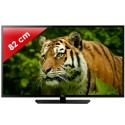 HAIER › HAIER -LE32M600C - Edge LED - 32 pouces (82 cm) - 200 Hz - HD TV - 2 HDMI - USB