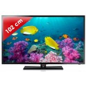 SAMSUNG › SAMSUNG - UE40F5000 Séries 5 Edge LED - 40 pouces (102 cm) - 100 Hz - HD TV 1080p - 2 HDMI - USB