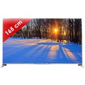 PHILIPS › Philips - 65PFS6659/12 - 6600 series - 65 pouces (165cm) Ambilight 2 côtés - Full HD -  3D Active