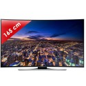 SAMSUNG › SAMSUNG - UE65HU8200 Curved Edge LED - 65 pouces (165 cm - 1000 Hz - Ultra HD - Technologie 3D active - Smart TV (TV connectée)