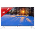 LG › LG - 40UB800V - LED Plus - 40 pouces (102 cm) - UHD /4K - 900 Hz - Smart TV (NetCast 4.5) - 3 HDMI - 20 W