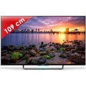 SONY › SONY - KDL43W755CBAEP - Edge LED - 43 pouces (109 cm) - HD TV 1080p (Full HD) - 800 Hz - Smart TV - Wi-Fi intégré