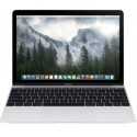 APPLE › APPLE - MacBook 12 pouces Retina Argent - Core M - 256 Go (MF 855 F/A)