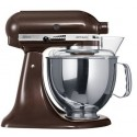 KITCHENAID › KitchenAid - Robot sur socle Artisan Espresso 4.8L (5KSM150PSEES)