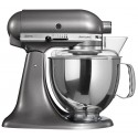 KITCHENAID › KitchenAid - Robot sur socle Artisan Gris étain 4.8L (5KSM150PSEMS)
