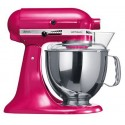 KITCHENAID › KitchenAid - Robot sur socle Artisan Framboise 4.8L (5KSM150PSERI)
