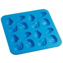 SILICONE ZONE › SILICONE ZONE - Moule à chocolats coquillages en silicone (7702213)