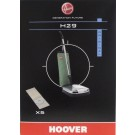 HOOVER - H 29
