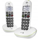 DORO - PHONEEASY 110 DUO WHITE
