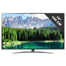 LG - NanoCell - 75SM8610PLA - Smart TV - Intelligence Artificielle