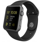 APPLE - Apple Watch Sport - Noir / Gris sidéral - 38 mm (MJ 2 X 2 FD/A)