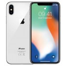 APPLE - iPhone X - 64 Go Silver (MQAD 2 ZD/A)