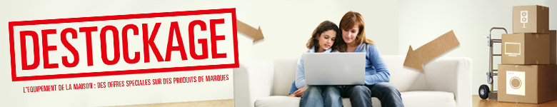 zone destockage