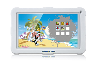 Looney Tab tablette complète
